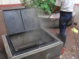 Limpieza de Cisterna y Tanque con Agua