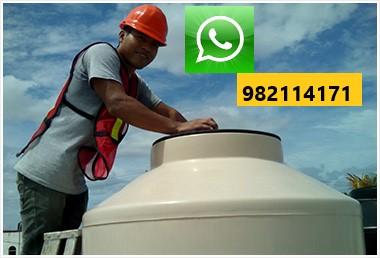 Limpieza, Mantenimiento, Desinfección de Cisterna en Surco, La Molina, San Borja, Miraflores, San Isidro