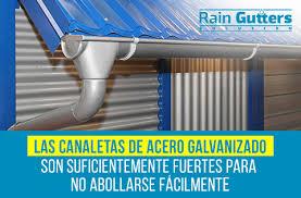 instalación, Mantenimiento, Reparación de Canaletas para Lluvias en Surco, La Molina, SAn Borja, Miraflores, Lima